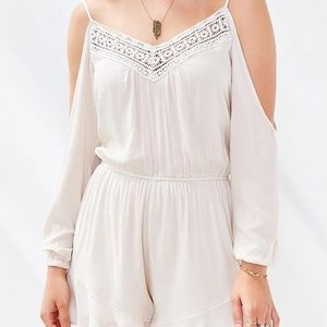 Urban Outfitters Flowy Romper